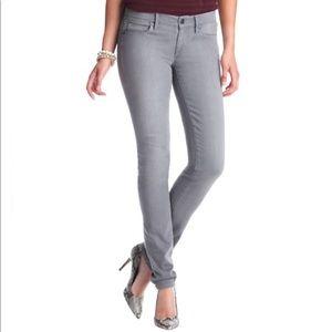 Loft grey wash Modern Skinny Jeans